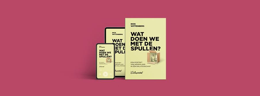 Boek, e-book en audioboek van Wat doen we met de spullen?