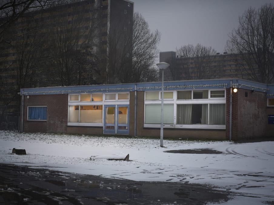 Opvangtehuis voor uitgeproduceerde asielzoekers