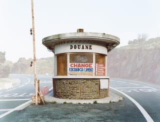 Frankrijk - Spanje, Uit de serie 'Übergang' door Josef Schulz / Pictoright.