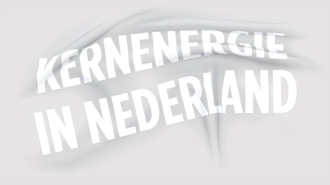 Tekst header voor een explainer artikel, titel: Kernenergie in Nederland.