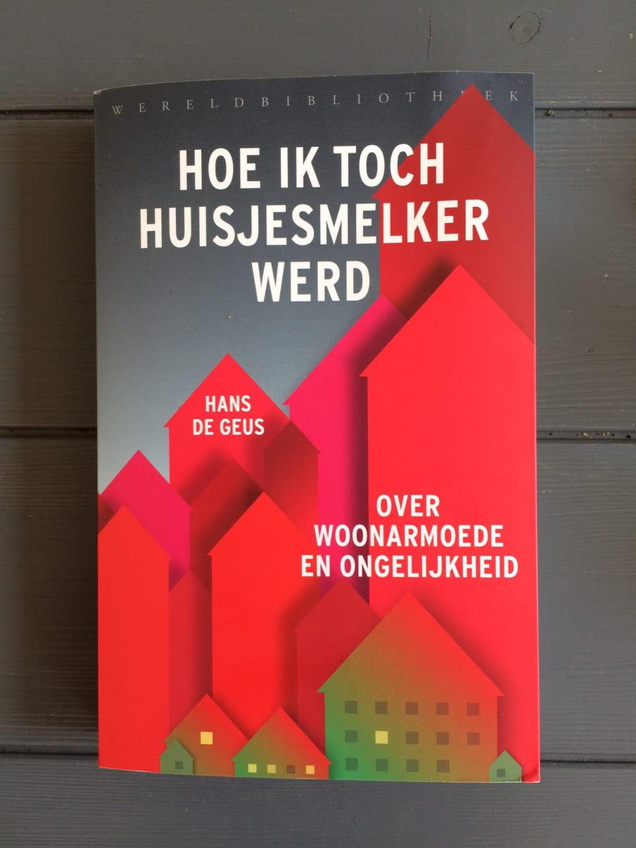 Boek Hans de Geus