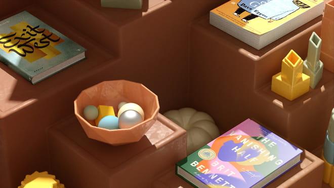 Boeken en objecten